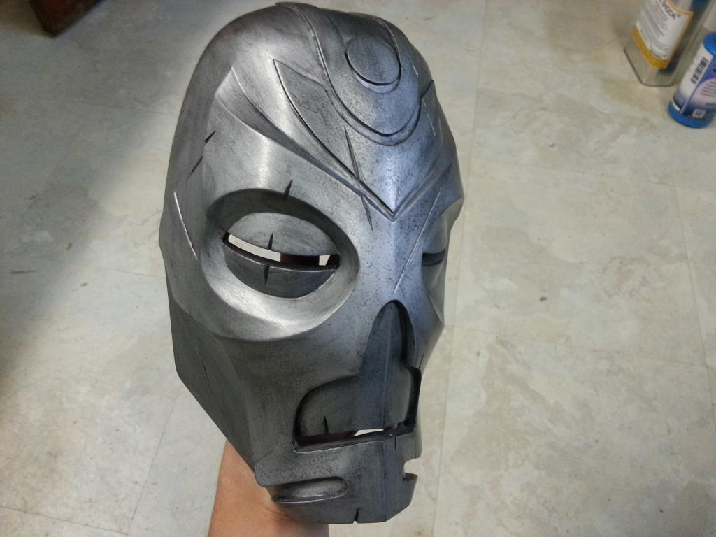 Dragon Priest Mask Prop