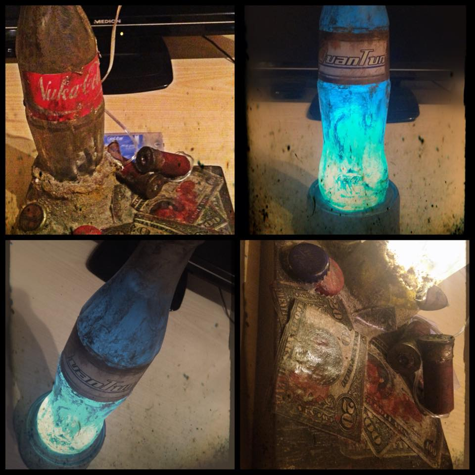 Fallout 3 - NEW VEGAS drinks.