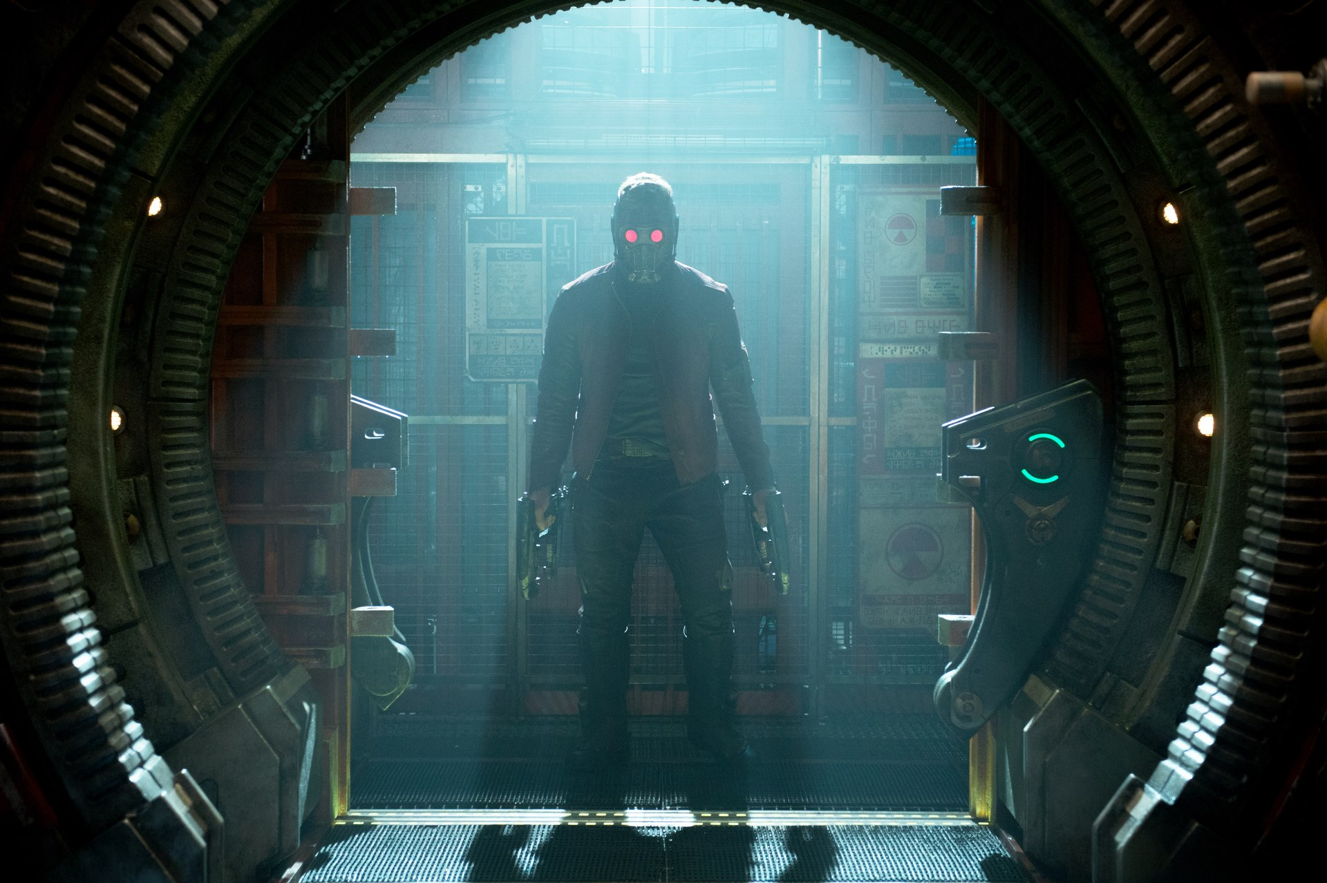 Guardians of the Galaxy Star Lord costume 1