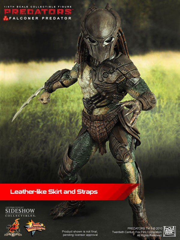 Hot Toys The Falconer Predator 12 inch Figure 13