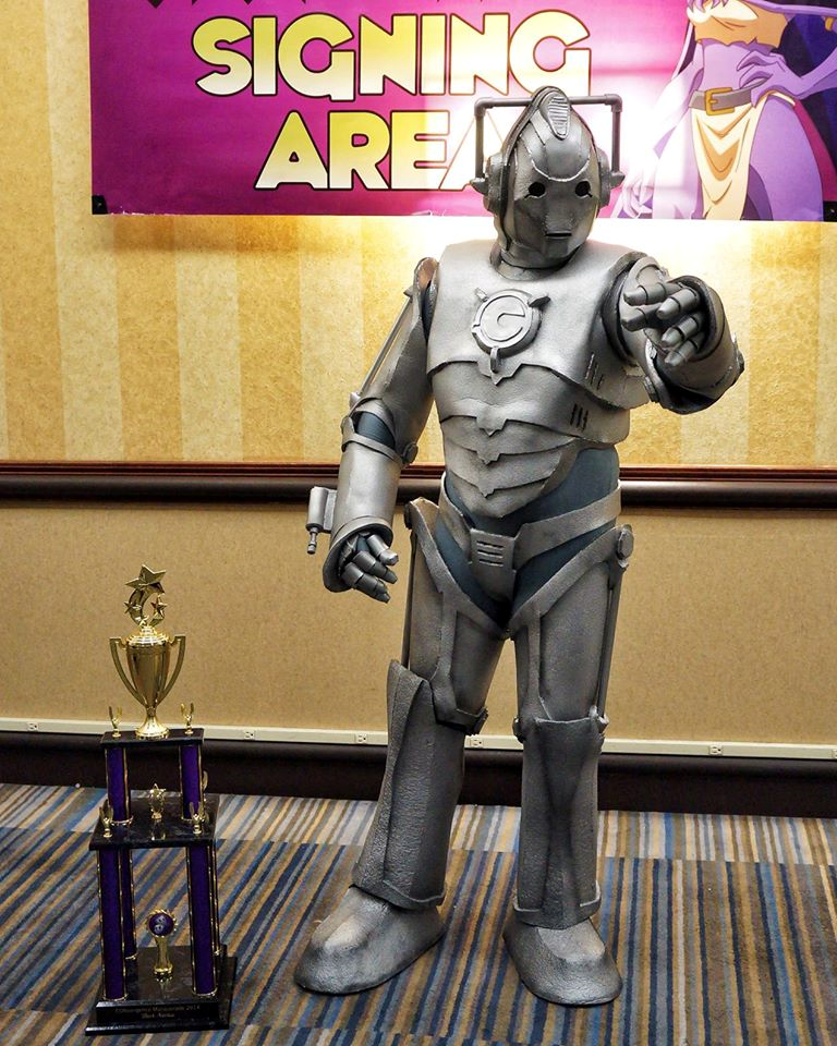 I won my category at CONvergence 2014 in MN. First time I have entered a contest, It was a blast.