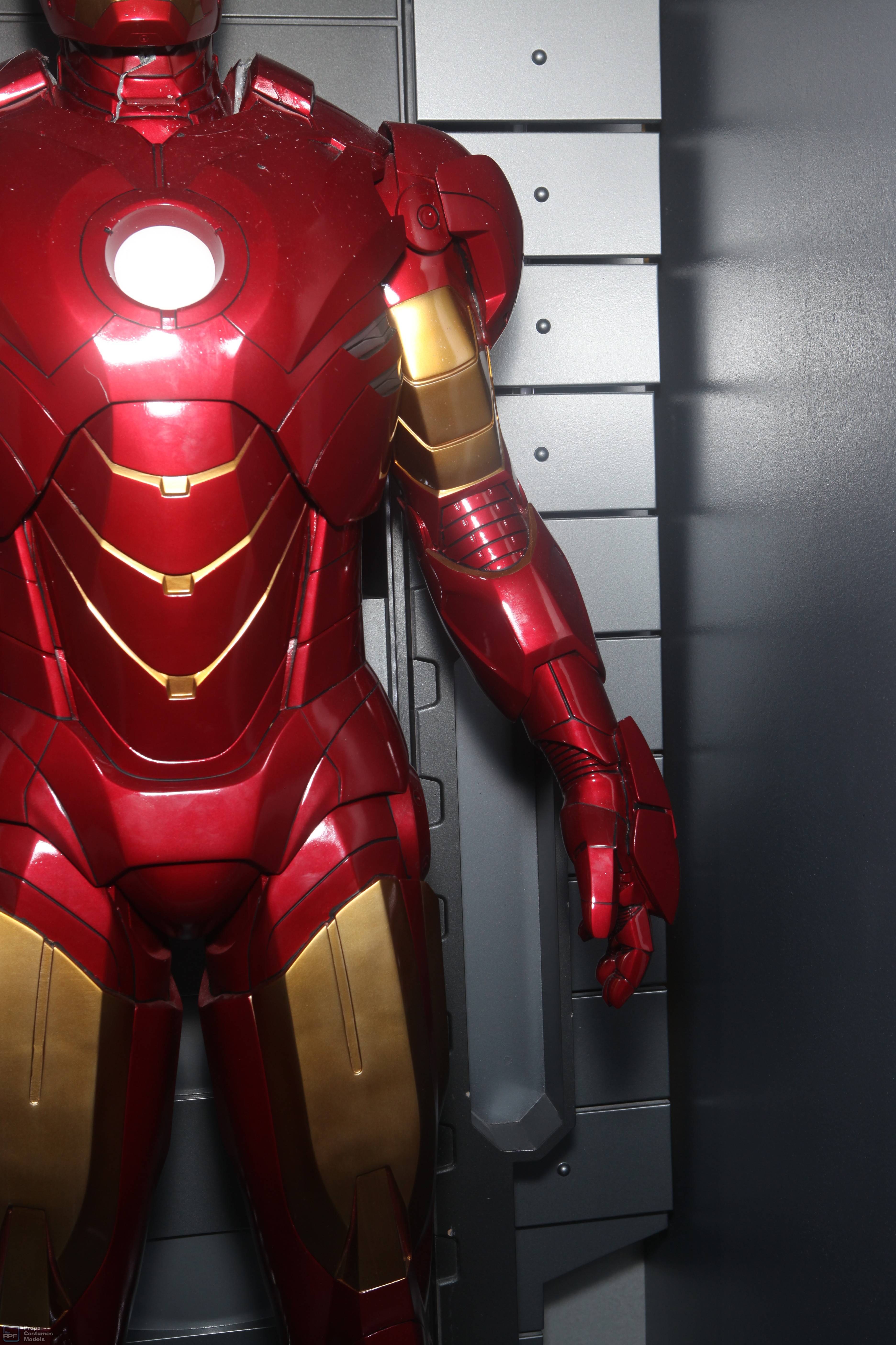 Iron Man Mark IV Costume