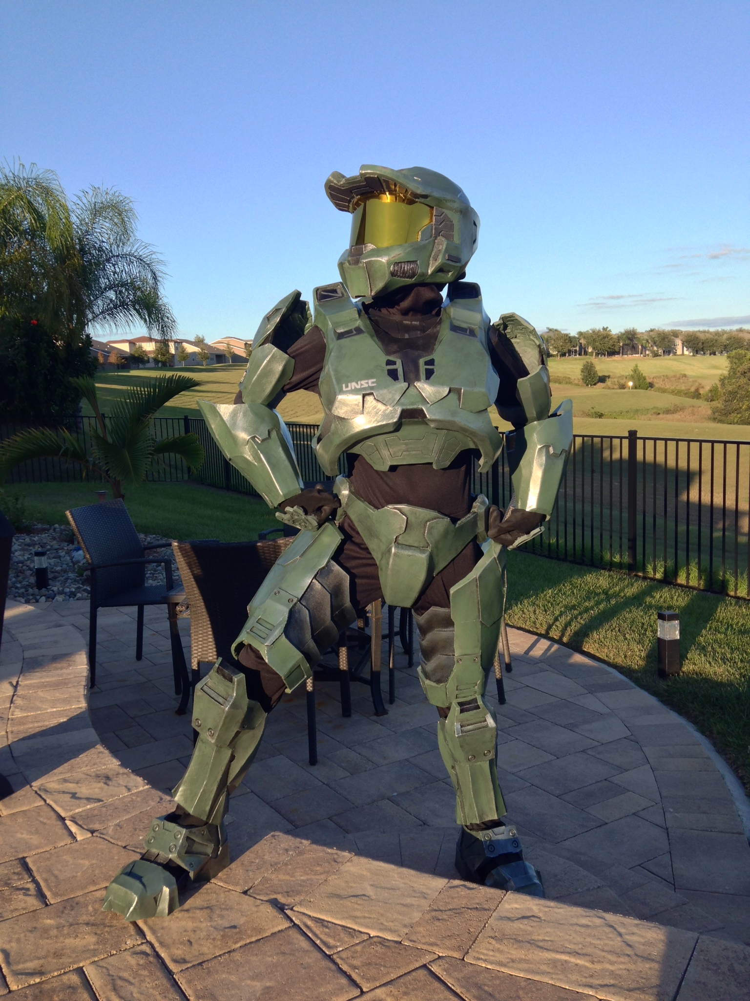 Mitcheg1's Master Chief