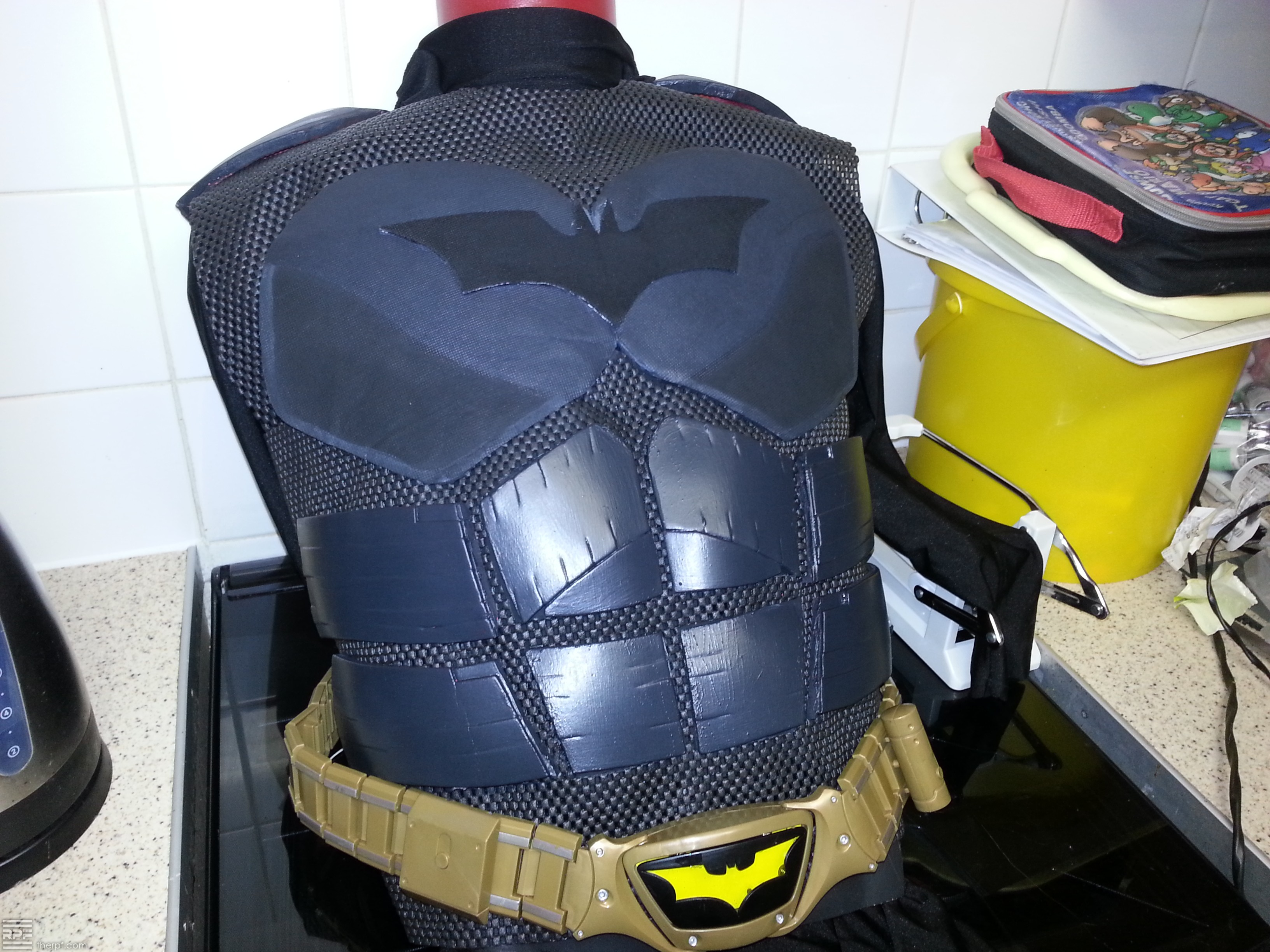 My Batman Costume