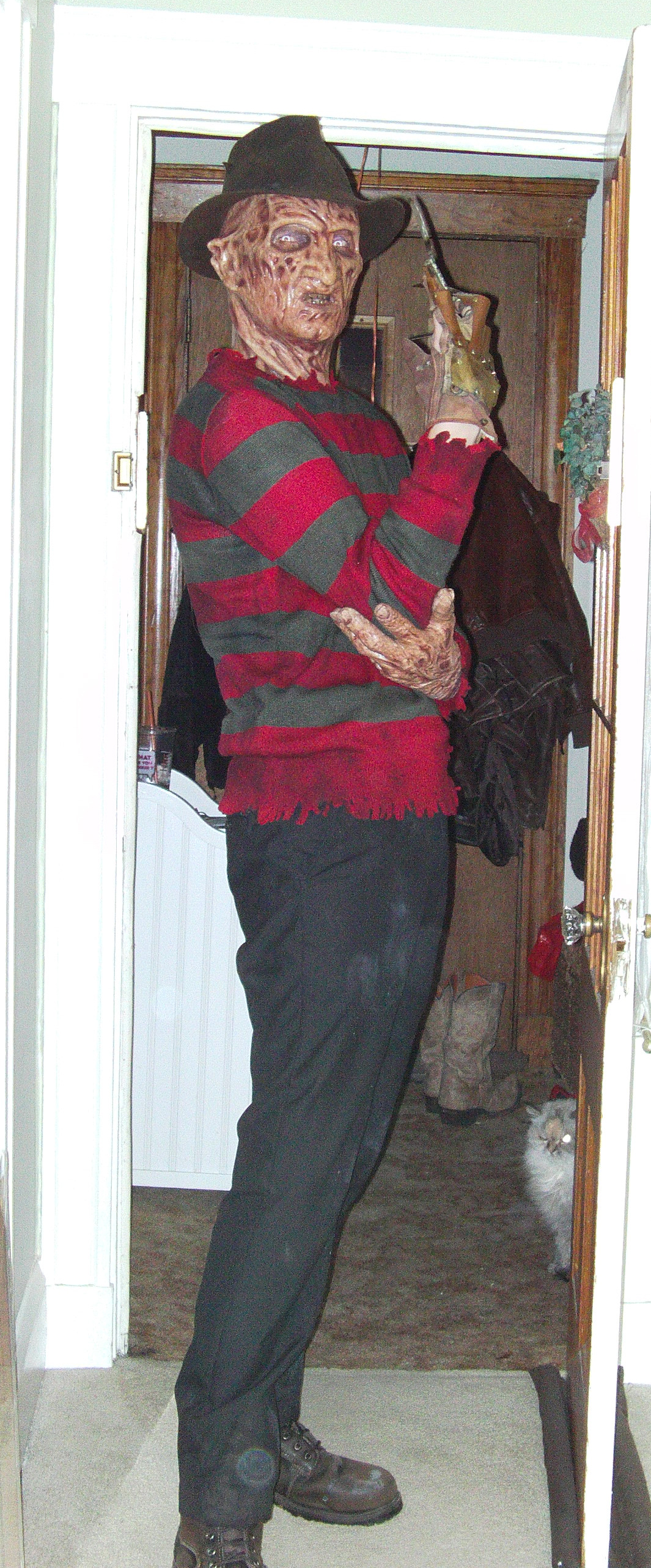 My Freddy costume