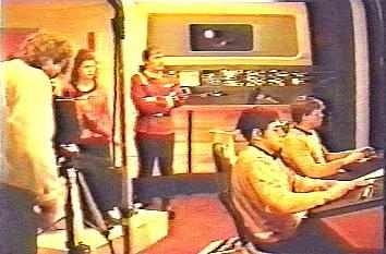 New Zealand fan film in 80's, a full size TOS ship's bridge for 'USS Essex'. Sadly gone.