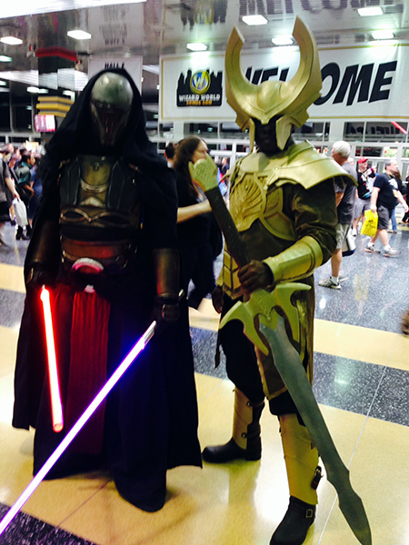 Sith and Heimdall