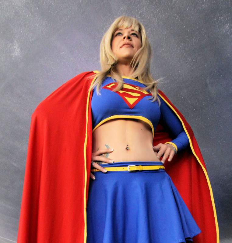Supergirl at Dragoncon