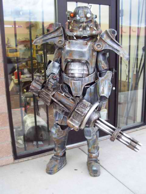 T-45d Power Armor