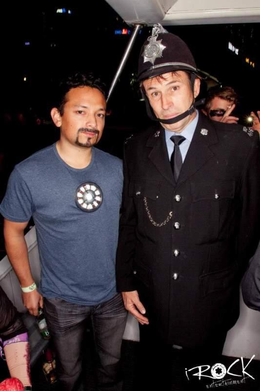 Tony Stark Halloween Costume.Tony Stark Arc Reactor Halloween 2012 Rpf Costume And Prop Maker