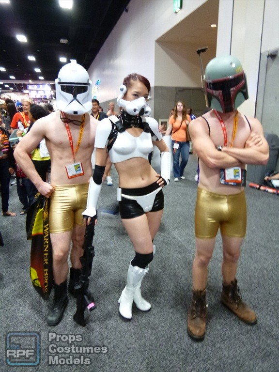 Trooper for SDCC 2012