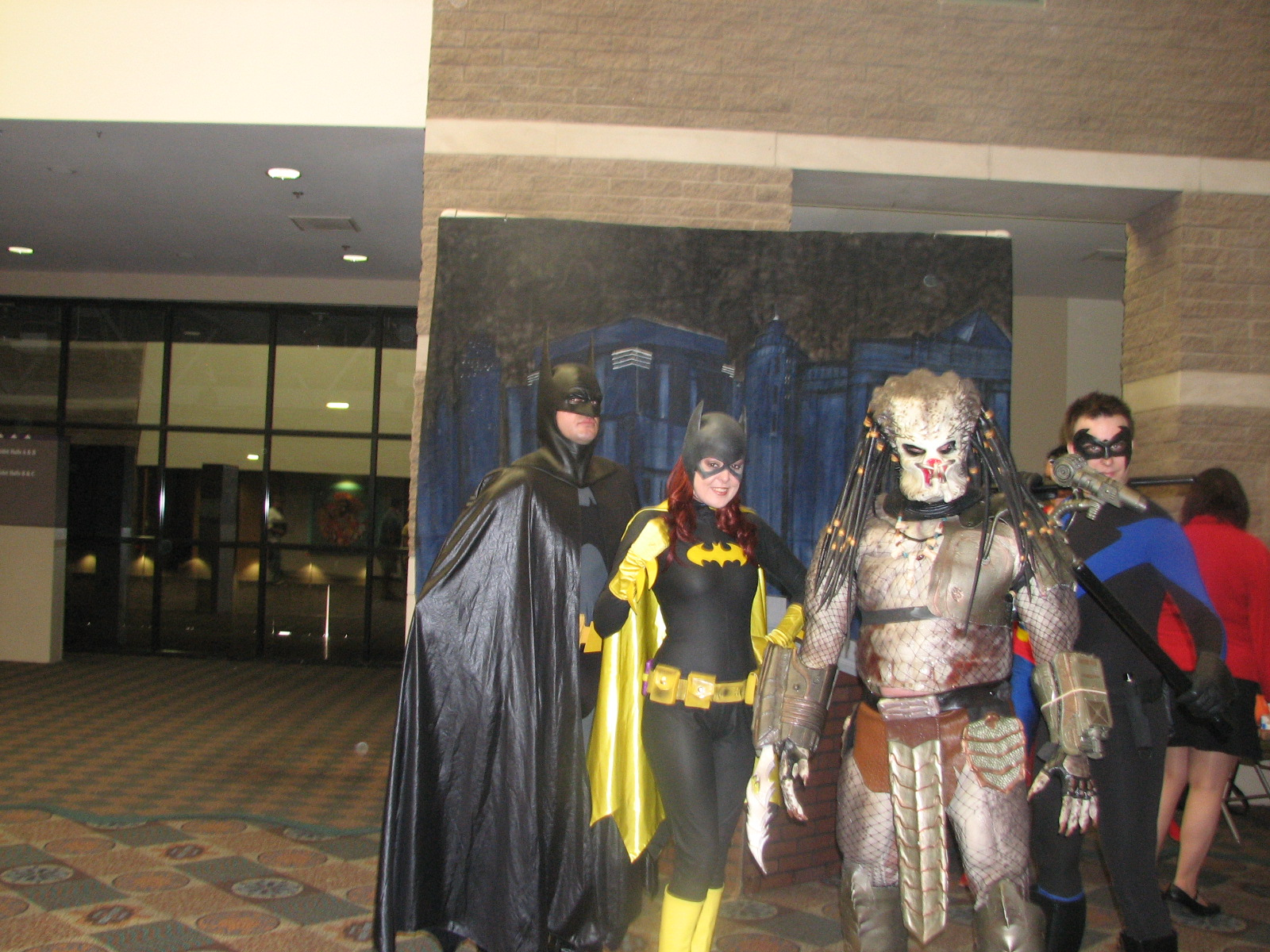 Tucson Comicon 2012