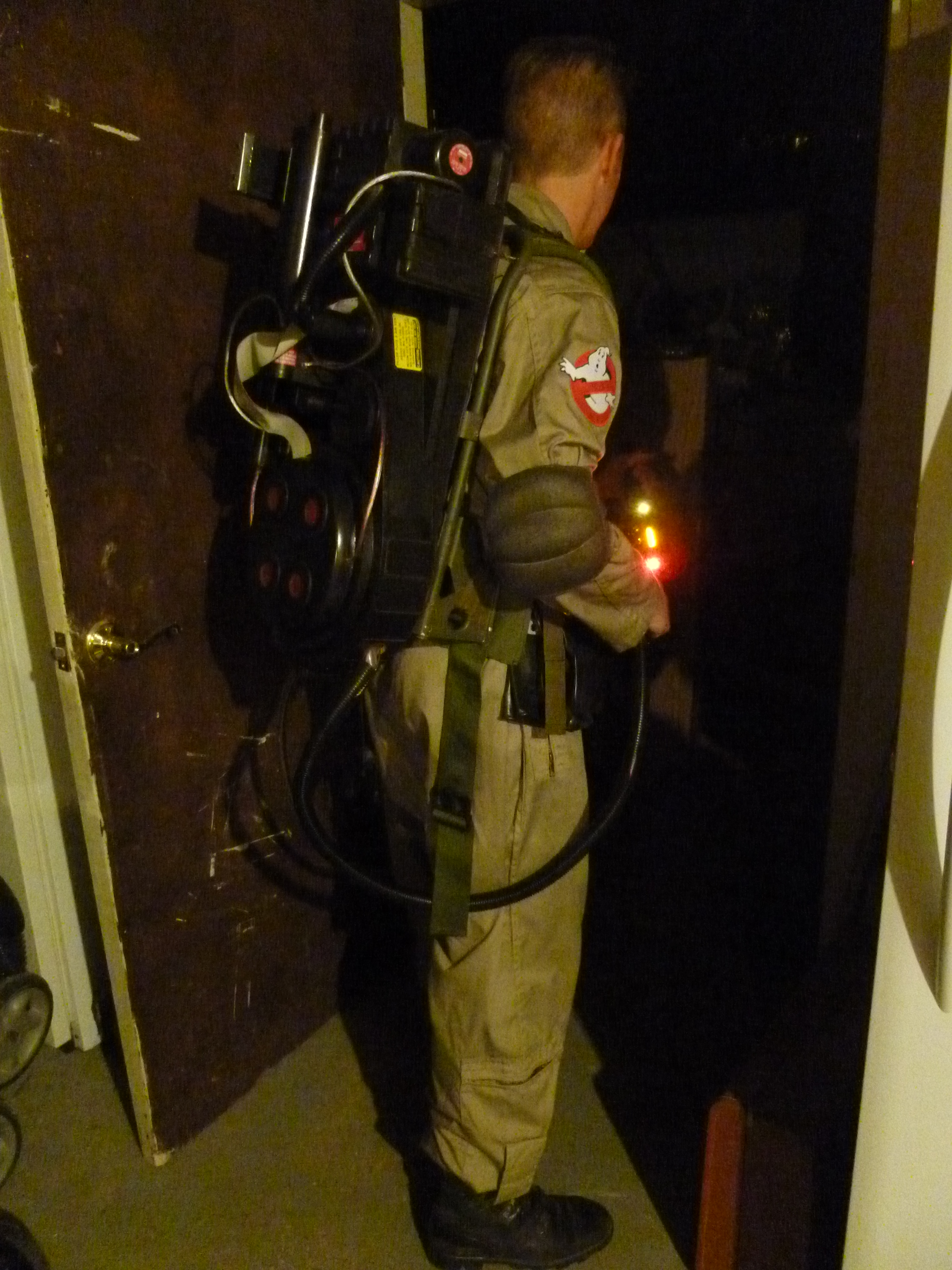 WardWorks Ghostbuster